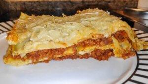 The Best Vegan Lasagne Bolognese