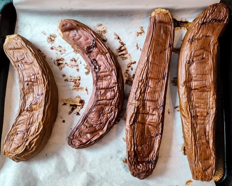 baingan bharta roasted eggplant