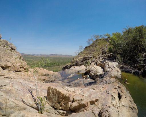 Gunlom Pool Kakadu National Park