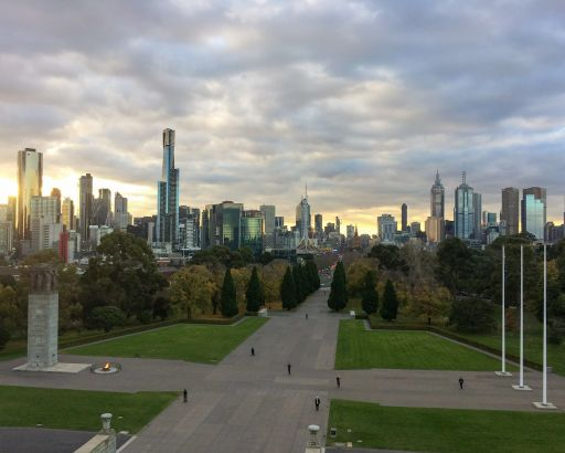 Melbourne Shine of Remembrance