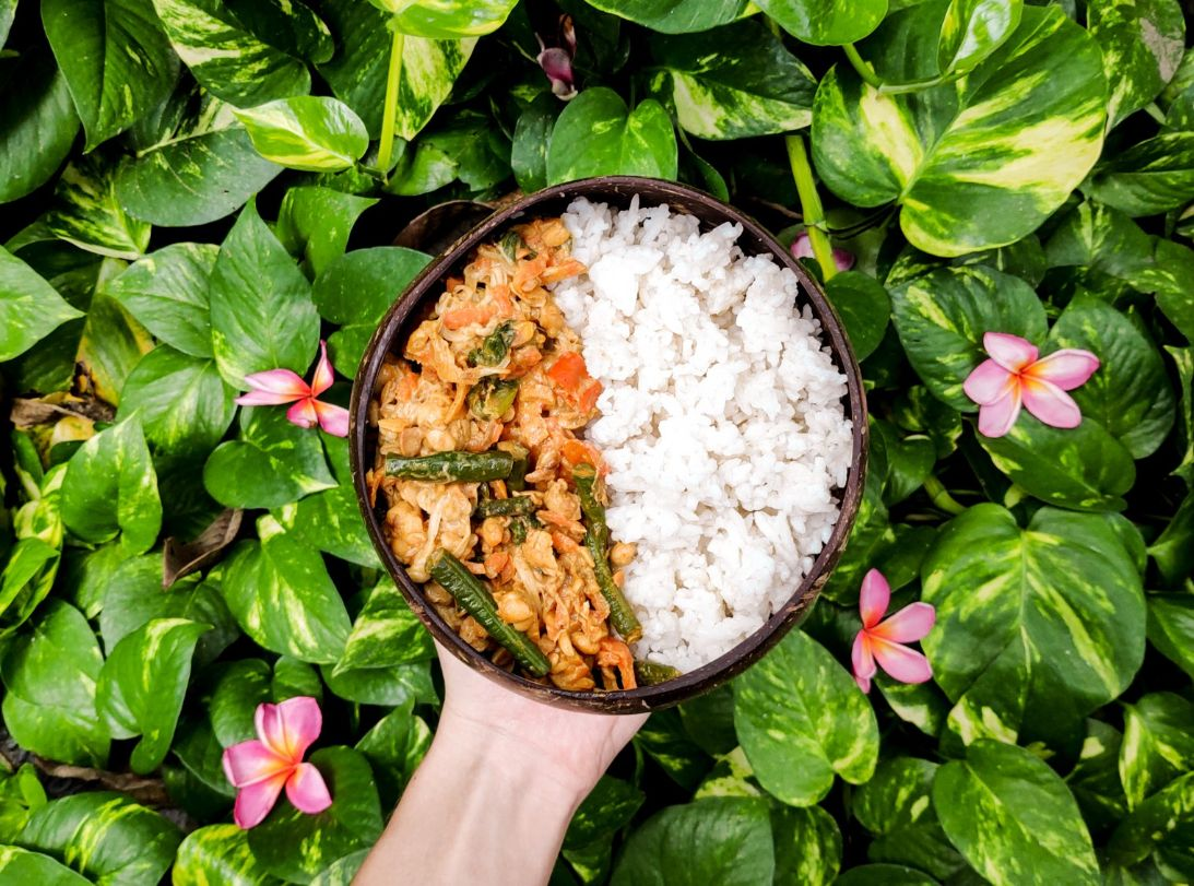 sayur kare indonesian vegetable curry