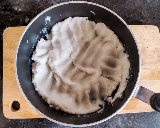 vegan gluten-free garlic roti rice flour flatbread plant-based 5 ingredients